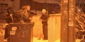 Полицейские опубликовали видео, на котором военный пытался себя подорвать
