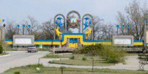 В Энергодаре перекрашенный мемориал, посвященный ВОВ, вызвал бурную реакцию горожан
