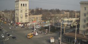 Веб-камеры Запорожья: проспект Металлургов