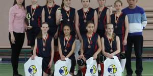 Баскетболистки из Запорожской области завоевали бронзу в чемпионате Украины