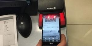 В запорожском аэропорту ввели электронную регистрацию пассажиров и багажа
