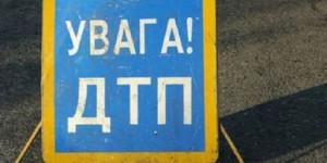 На запорожской трассе водитель сбил двух пешеходов