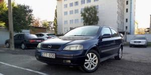 В Запорожье вооруженные мужчины угнали авто на «евробляхах»