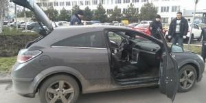 Запорожские патрульные опубликовали захватывающе видео погони за вооруженными автоугощиками