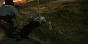 Житель Запорожской области бросил друга умирать посреди улицы