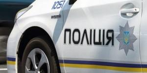 """Патрульные не пропустили в центре Запорожья пешехода на """"зебре"""" (Видео)"""