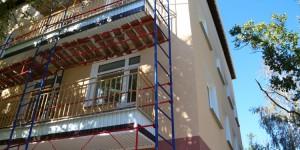 В Токмаке за немецкие деньги строят общежитие для переселенцев (Фото)
