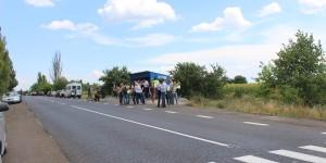 Под Запорожьем отремонтировали 28 километров дороги