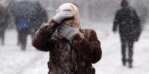 Гололед и налипание снега: в Запорожской области объявили штормовое предупреждение