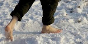 В Запорожской области скончался мужчина с обмороженными ногами