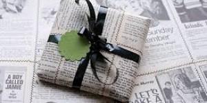 Упаковочная бумага – дарите подарки красиво