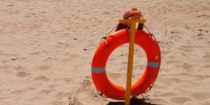 На запорожском курорте женщина утонула, спасая внуков