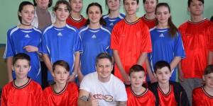 Известный шоумен проведет в запорожской школе тренинг для учителей физкультуры