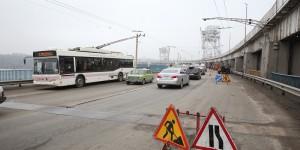 В Запорожье начнут ремонт дороги на плотине ДнепроГЭС