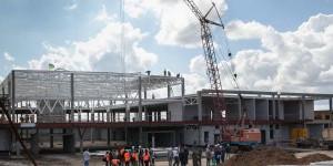 Не хватило: запорожский аэропорт возьмет кредит в $10 млн на строительство нового терминала
