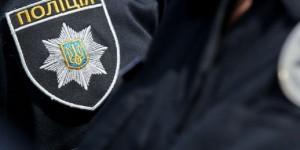 Под Запорожьем полицейский начальник насмерть сбил пешехода