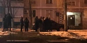 В центре Запорожья под припаркованное авто бросили гранату