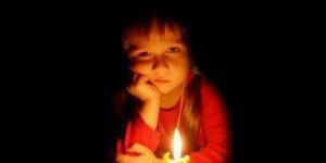 Под Запорожьем жители трех населенных пунктов остались без света