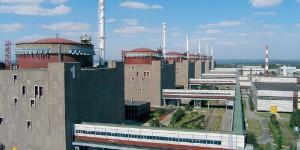 ЗАЭС отключает энергоблок до сентября
